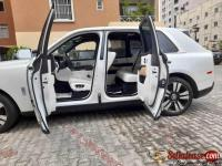 Tokunbo 2019 Rolls Royce Cullinan for sale in Nigeria