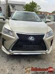 Tokunbo 2017 Lexus RX350 for sale in Nigeria