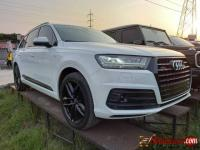 Tokunbo 2019 Audi Q7 Quattro for sale in Nigeria