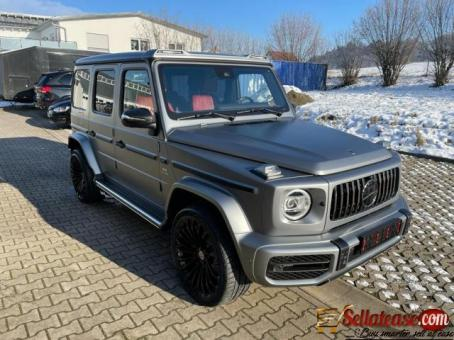 Brand new 2021 Mercedes Benz G63 AMG for sale in Nigeria