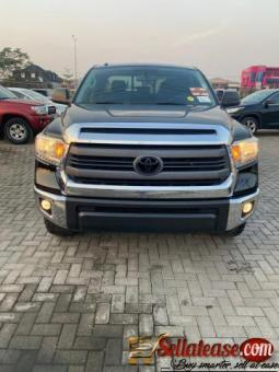 Tokunbo 2014 Toyota Tundra iForce for sale in Nigeria