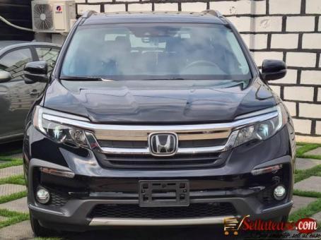 Tokunbo 2020 Honda Pilot for sale in Nigeria