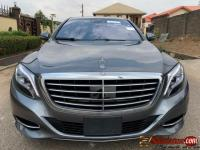 Tokunbo 2016 Mercedes Benz S 550 for sale in Nigeria