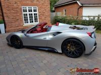 Tokunbo 2018 Ferrari 488 Pista for sale in Nigeria
