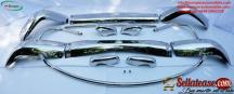 Classic Car Volvo Amazon USA Style bumper by stainless steel