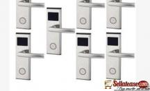 Door Lock With RFID Card Access Control - 304 Stainless - 11 Sets By Hiphen Solutions
