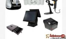 Receipt Printer, Barcode Scanner & Thermal Paper POS Hardware Kit By Hiphen Solutions