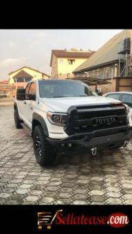 Tokunbo 2017 Toyota Tacoma for sale in Nigeria