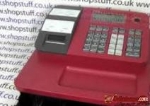 Casio Electronic Cash Register - SE-G1SC-BU by hiphen