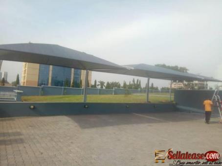 #1 Carports  Company in Nigeria Lagos-State-Ikeja