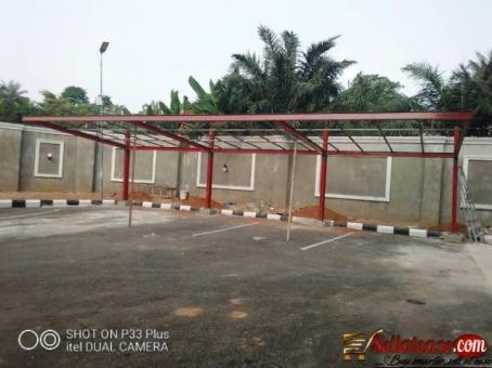 #1 Carports  Company in Nigeria Osun-State-Osogbo