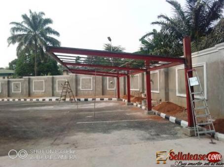 #1 Carports  Company in Nigeria Oyo-State-Ibadan