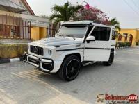 Tokunbo 2015 Mercedes-AMG G63 for sale in Nigeria