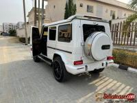 Tokunbo 2015 Mercedes-AMG G63 for sale in Nigeria