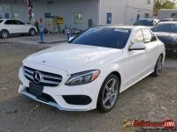 Tokunbo 2015 Mercedes Benz C300 AMG for sale in Nigeria