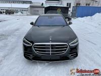 Brand new 2021 Mercedes Benz S500 for sale in Nigeria