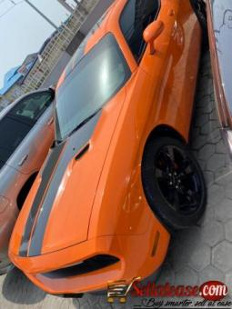 Tokunbo 2015 Dodge Challenger for sale in Nigeria