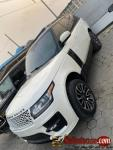 Tokunbo 2015 Range Rover Vogue for sale in Nigeria