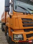 Brand new 2021 Shacman 30 tonnes dump trucks for sale in Nigeria