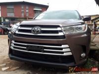 Tokunbo 2019 Toyota Highlander for sale in Nigeria