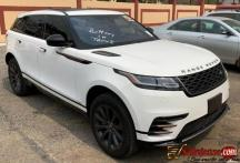 Tokunbo 2018 Range Rover Velar for sale in Nigeria