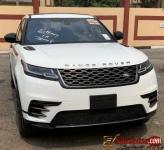 Tokunbo 2018 Range Rover Velar for sale in Nigeria