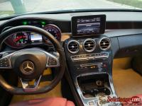 Tokunbo 2015 Mercedes Benz C300 full option for sale in Nigeria