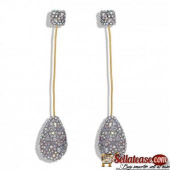 Austrian Crystals Earrings