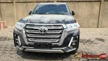 Brand new 2021 Toyota Land Cruiser bulletproof for sale in Nigeria