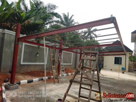 #1 Carports  Company in Nigeria Lagos-State-Ajah