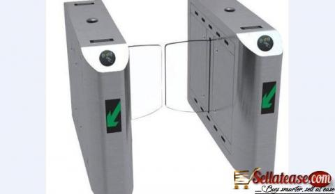 Bidirectional Automatic Retractable Barrier Gate BY HIPHEN