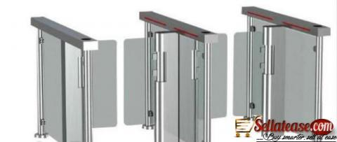Swing Gate Barrier Automatic Time Attendance System