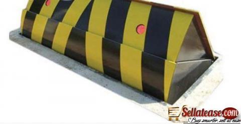 Durable High Security Portable Hydraulic Remote Control Road Blocker