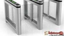Dual Swing Barrier Gate Turnstile High-end IR Sensor