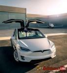 Brand new 2021 Tesla Model X 75D for sale in Nigeria