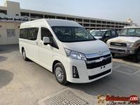Brand new 2021 Toyota Hiace for sale in Abuja Nigeria