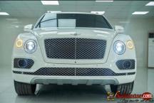 Tokunbo 2019 Bentley Bentayga for sale in Nigeria