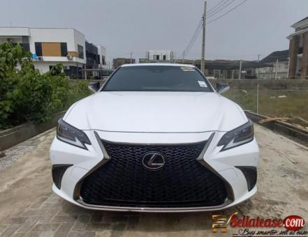 Tokunbo 2019 Lexus ES350 FSPORT for sale in Nigeria