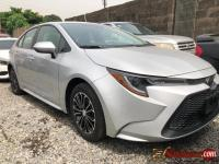 Tokunbo 2019 Toyota Corolla for sale in Nigeria