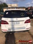 Tokunbo 2015 Mercedes Benz ML350 4Matic for sale in Nigeria