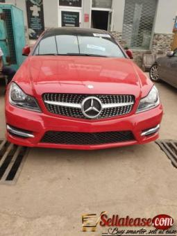 Tokunbo 2011 Mercedes Benz C300 4Matic full option for sale in Nigeria