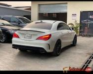 Tokunbo 2015 Mercedes Benz CLA250 full option in AMG kit for sale in Nigeria