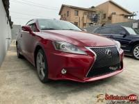 Tokunbo Lexus IS 250 C Convertible for sale in Nigeria