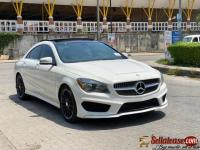Tokunbo 2015 Mercedes Benz CLA 250 in AMG kit for sale in Nigeria