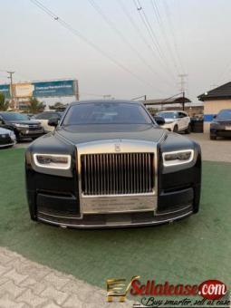 Tokunbo 2018 Rolls Royce Phantom for sale in Nigeria