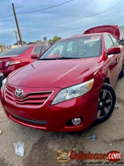 Tokunbo Toyota Camry Spider 2010 for sale in Nigeria