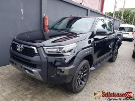 Brand New 2021 Toyota Hilux TRD for sale in Nigeria