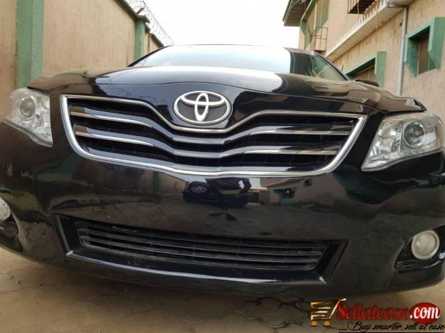 Price of Toyota Camry Spider in Nigeria