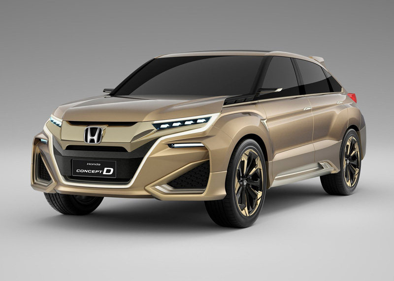 Specification and price of 2021 Honda Crosstour in Nigeria