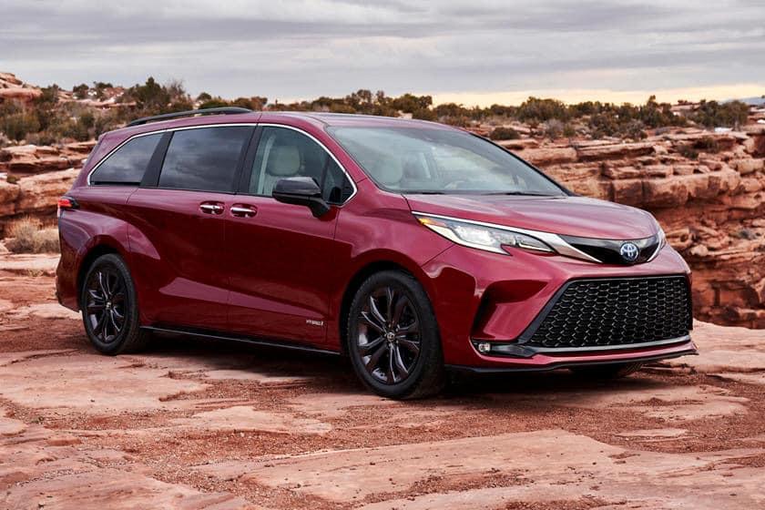 Price of Toyota Sienna in Nigeria